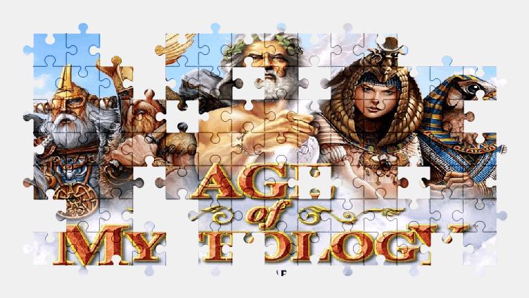 Пазлы Онлайн Эпоха Мифологии