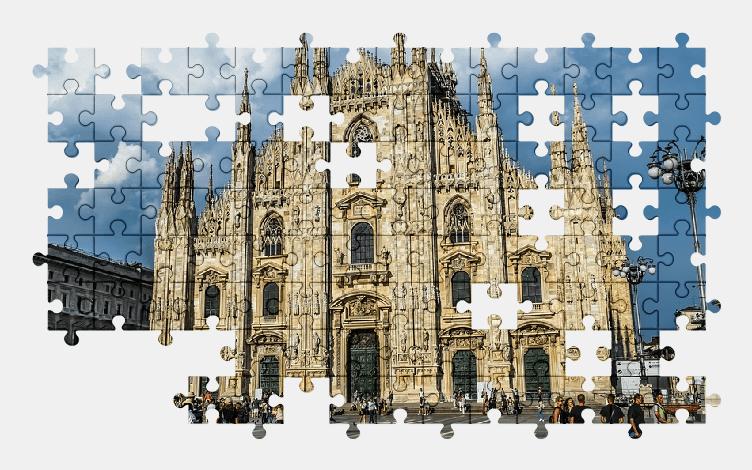 Пазлы Онлайн Италия